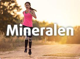 Wat heb ik nodig: mineralen