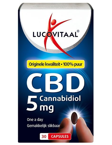 CBD capsules 5mg